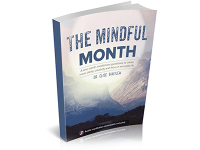 The Mindful Month Ebook